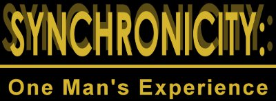 Synchronicity: One Man's Experience book, paranormal,
